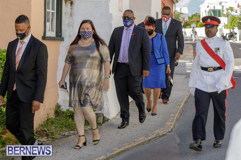 2020-Parliament-Throne-Speech-400th-Anniversary-Bermuda-St-George-DF-Bernews-31