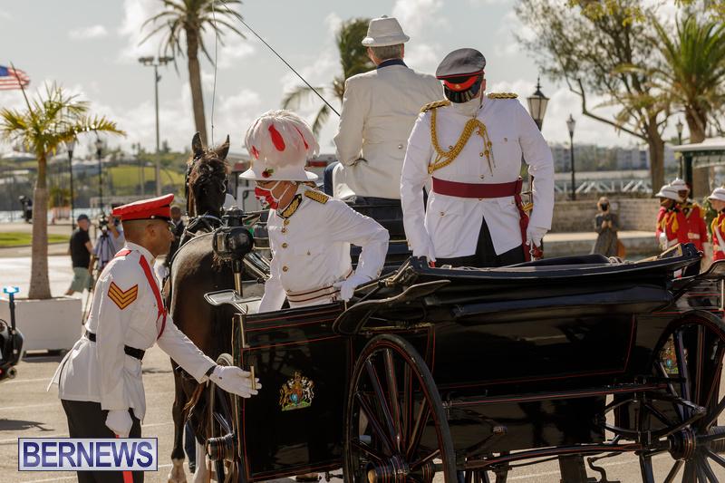 2020-Parliament-Throne-Speech-400th-Anniversary-Bermuda-St-George-DF-Bernews-34