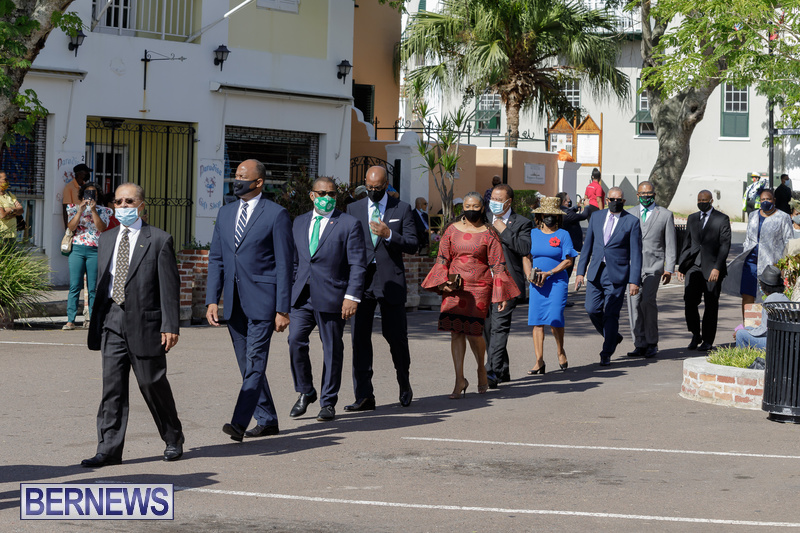 2020-Parliament-Throne-Speech-400th-Anniversary-Bermuda-St-George-DF-Bernews-43
