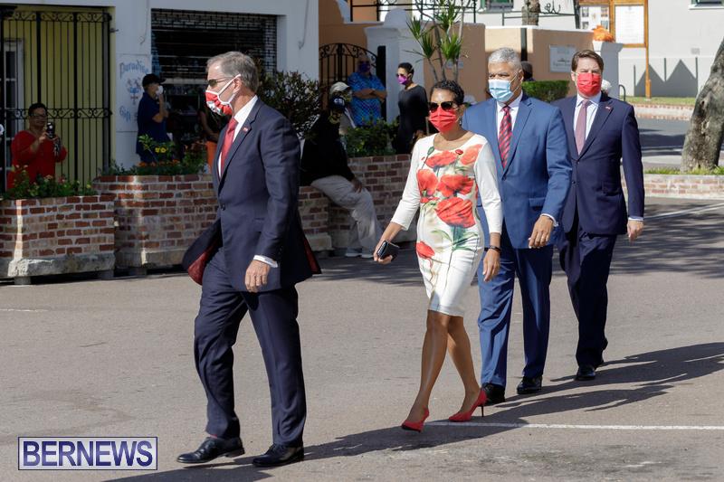 2020-Parliament-Throne-Speech-400th-Anniversary-Bermuda-St-George-DF-Bernews-47