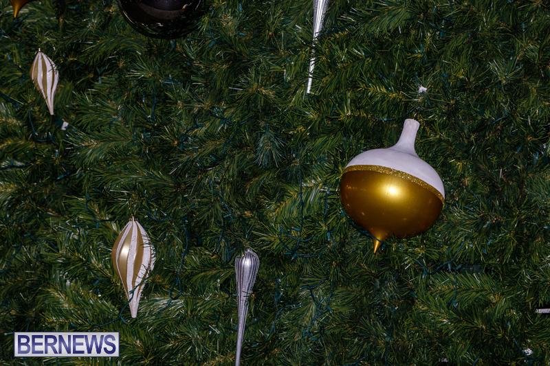 Bermuda City Hall tree lighting November 2020 (11)