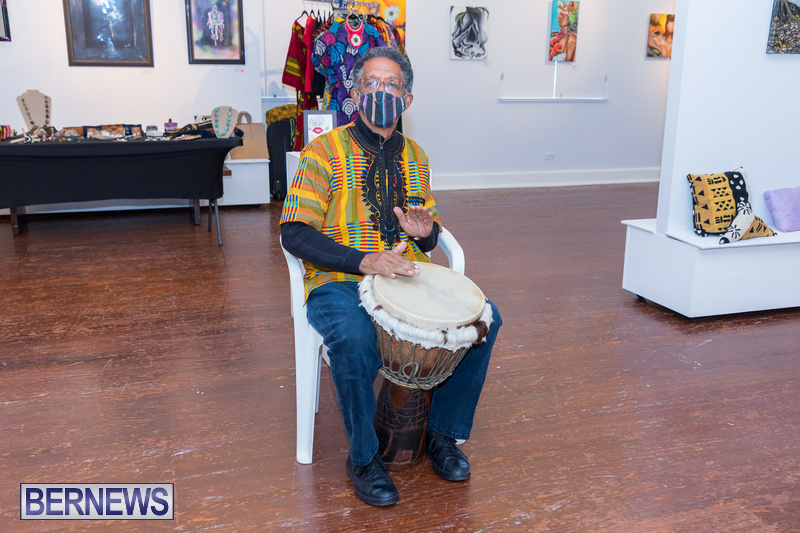 Bermuda  African Cultural Marketplace Feb 27 2021 (12)