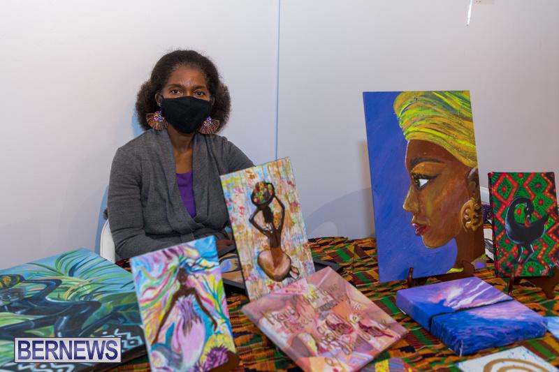 Bermuda  African Cultural Marketplace Feb 27 2021 (22)