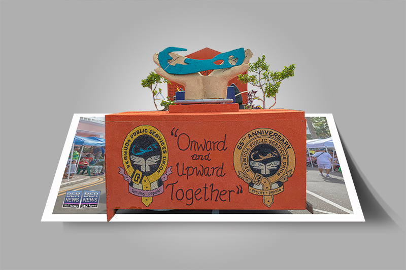 Bermuda Day 3d popup photos by Bernews bdaday com done in 2021 (1)