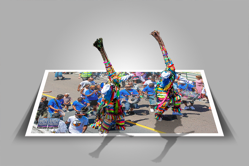 Bermuda Day 3d popup photos by Bernews bdaday com done in 2021 (3)
