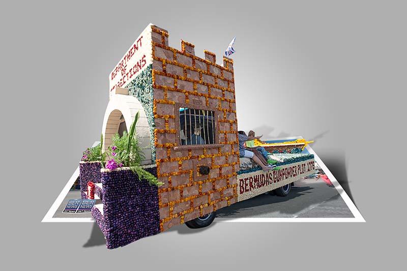 Bermuda Day Parade 3D Popup Virtual Image Bermuda3D Bernews created 2021 bdaday (1)