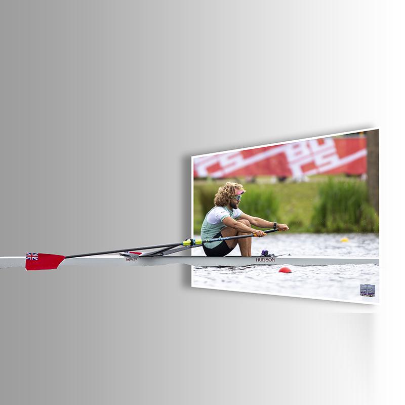 Dara Alizadeh Bermuda Rowing Olympics July 8 2021 2
